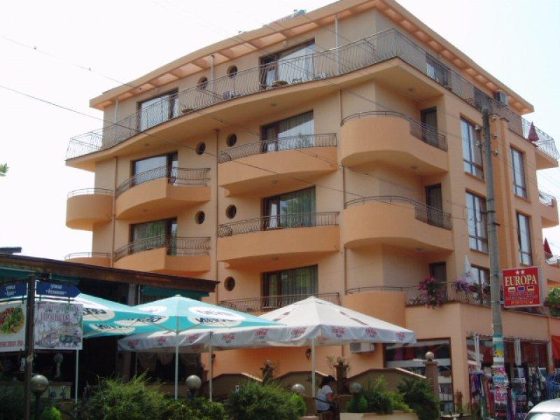 Семеен хотел Европа